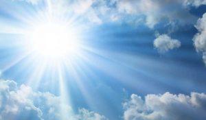 Jemur di bawah sinar matahari